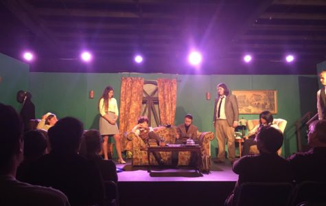 Cam High's Production of the Classic Murder Mystery The Mousetrap