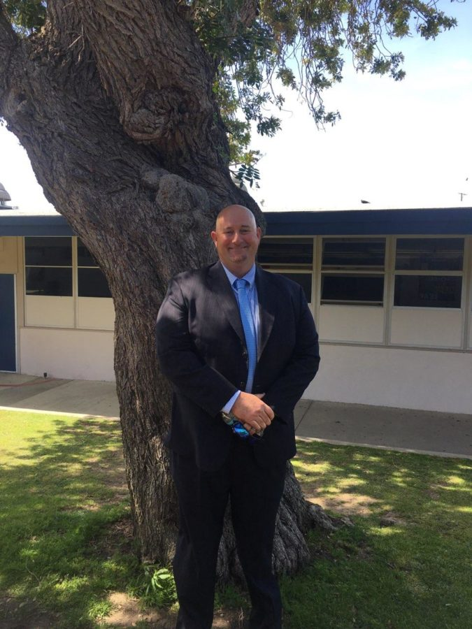 Matthew La Belle will serve as Cam High's new principal, starting with the 2019-2020 school year.