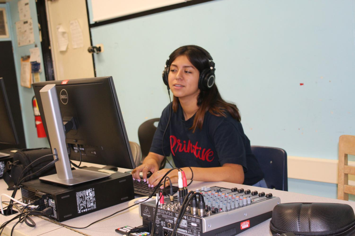 Cam High Connect has transitioned into the completely live Scorpion Connect, which streams daily during third period.