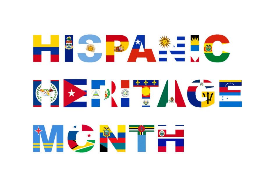 The month of September is used to celebrate Hispanic Heritage Month.
