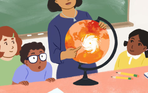 A resolution passed by the National Council of English Teachers (NCTE) now allows English teachers to incorporate climate change issues and topics that relate to climate change into their English lessons.