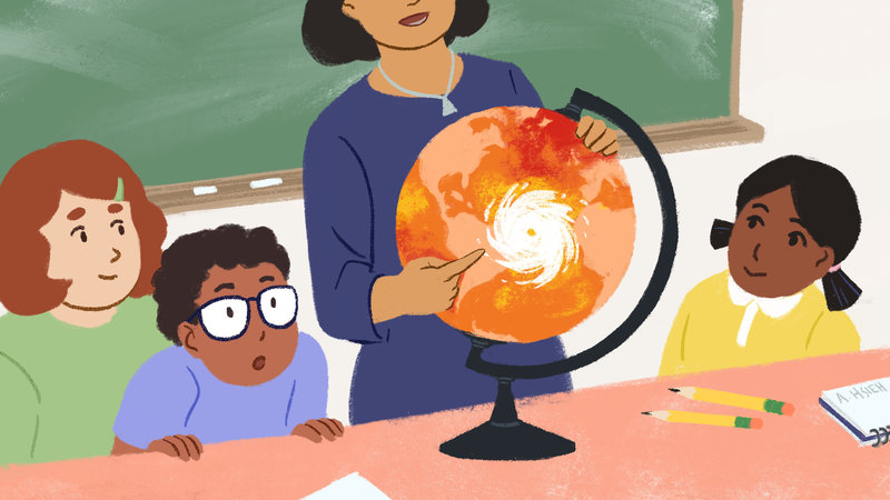 Climate Change is Heating Up the Classrooms