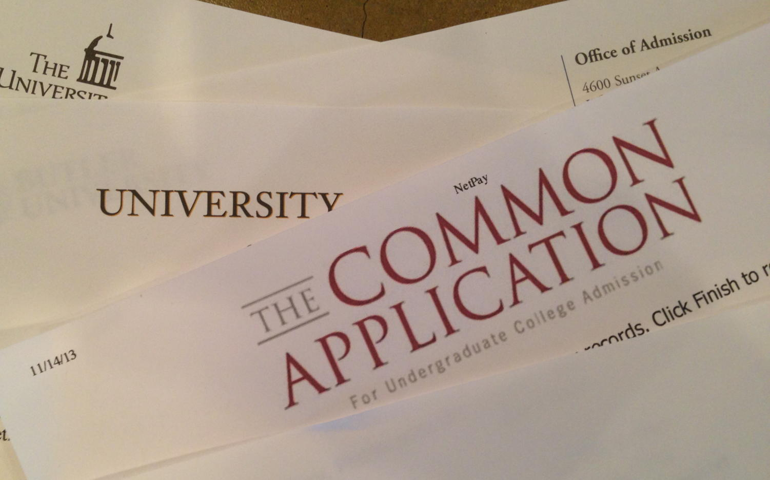 College Application deadlines are approaching. Learn how to deal with them and be successful.