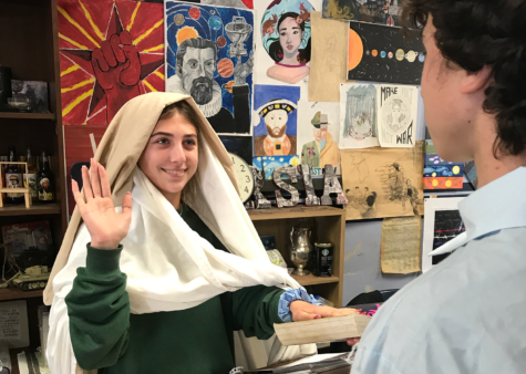 "AP Euro students recently participated in the ""Trial of the Sun King,"" a mock trial based on the French Revolution and the crimes of Louis XIV, The Sun King."