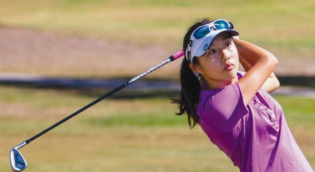 Cam High senior Tiffany Pak, a two-time Coastal Canyon League champion, just earned 74th place in the Southern California Golf Association's Regional Championship.