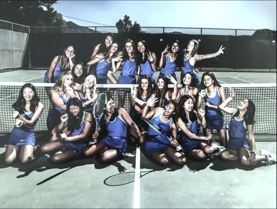 Cam+High+Girls%27+Tennis+won+15+consecutive%2C+advancing+them+to+the+CIF+Semifinals.