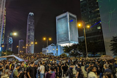 An extradition bill imposed by China upon Hong Kong has created uproar among Hong Kong
