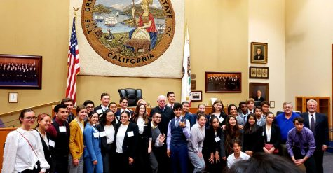 Cam High's Mock Trial Team Finishes the Season in Tenth Place