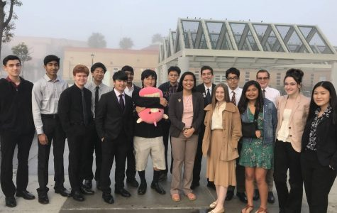 Cam High's Academic Decathlon team, comprised of all grade levels, has been working towards winning this year's competitions since summer of last year.