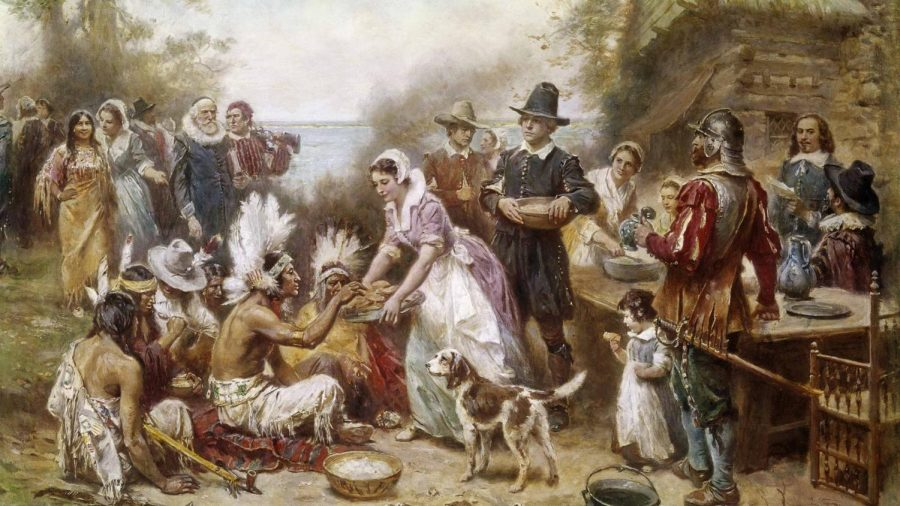 The History of Thanksgiving