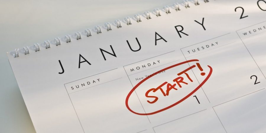 New Year's Resolutions: An Outdated Tradition Or A New Start?