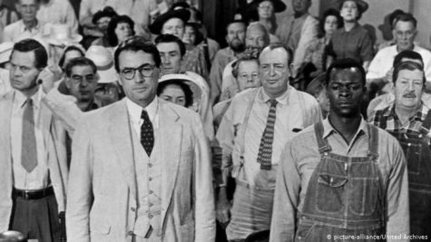 Still scene from the 1962 film To Kill a Mockingbird directed by Robert Mulligan courtesy of United Archives