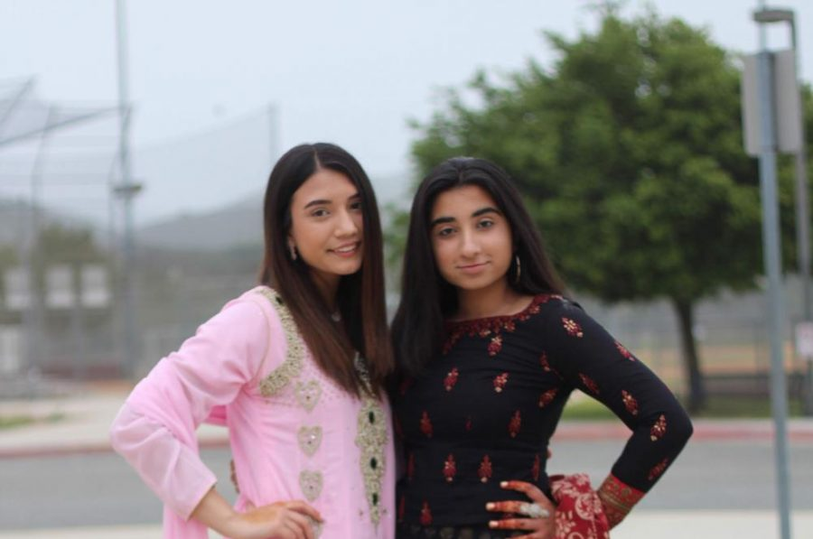 In June of 2019, Cam High seniors, Aqsa Shah (left) and Shahbano Raza (right),  celebrated Eid-al-Fitr together. Eid-al-Fitr is a religious holiday that marks the end of Ramadan, the sacred month of fasting observed by Muslims around the world.