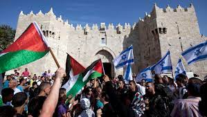 The conflict between Palestine and Israel, tens of years old, has become the center of public debate within the United States and extended corners of the globe.