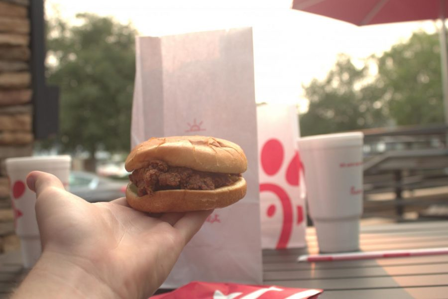 The Chick-Fil-A chicken sandwich, a popular contender in this competition is one of Americas favorites.