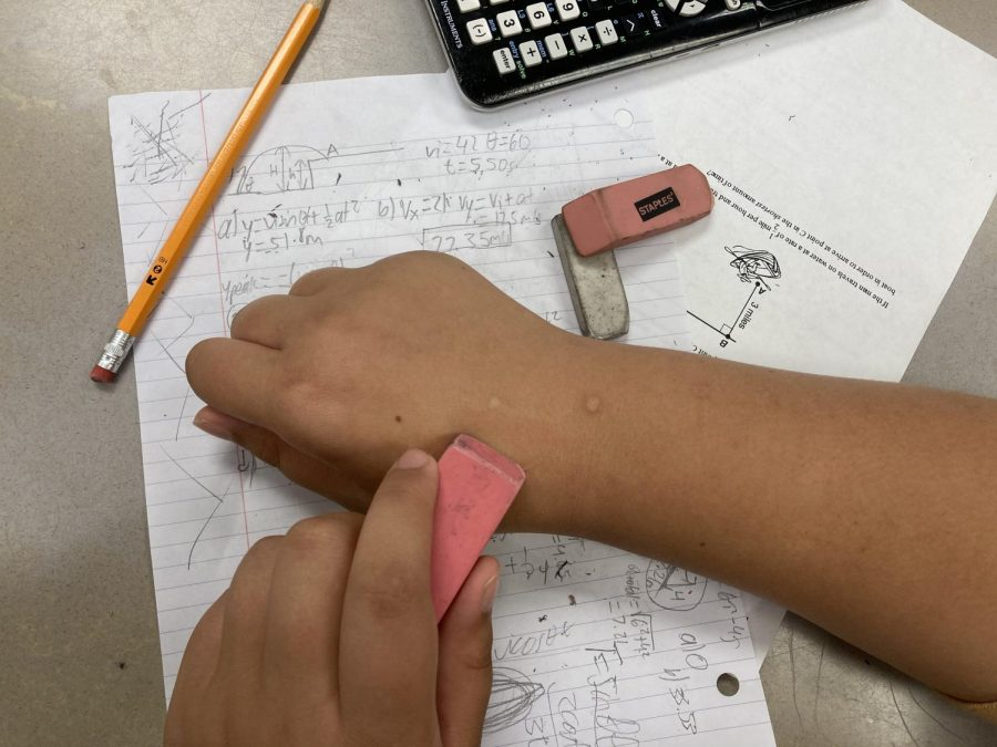 The Eraser Challenge, once popular during the late 2010s, calls for young kids to rub their arms with erasers until they started to bleed.